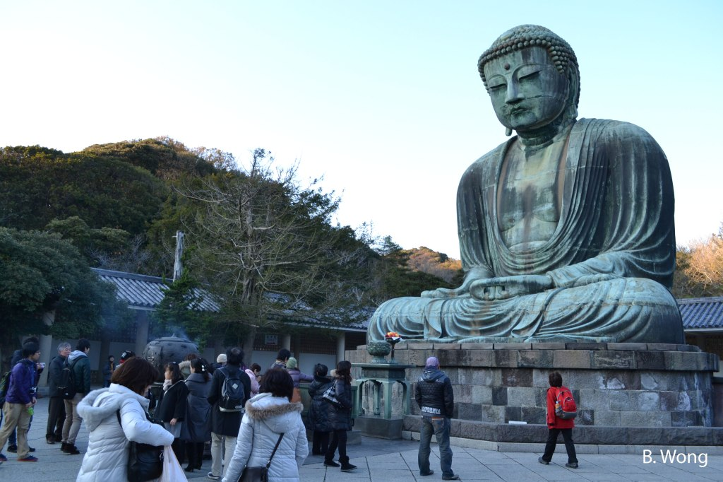 The star attraction of Kamakura.